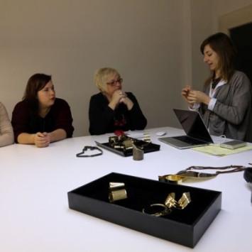 Radionica nakita s Miom Hebib u Učilištu Profokus