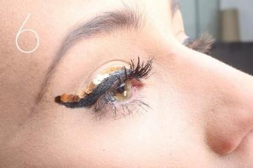 make up look- vizažist