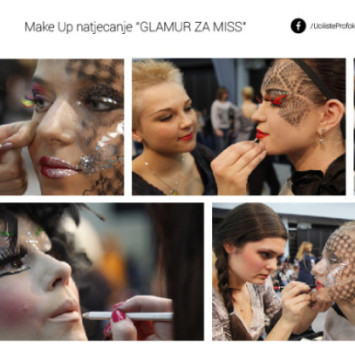 Make up za Miss