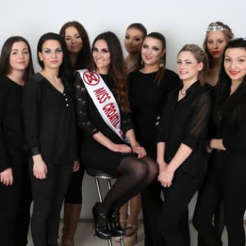 """Održano Make up natjecanje """"Glamur za Miss""""!"""