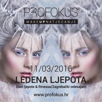 Make up natjecanje: Ledena ljepota