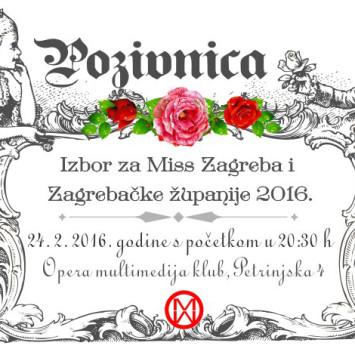 Kreativni timovi Profokusa sudjeluju na izboru za Miss Zagreba i Zagrebačke županije