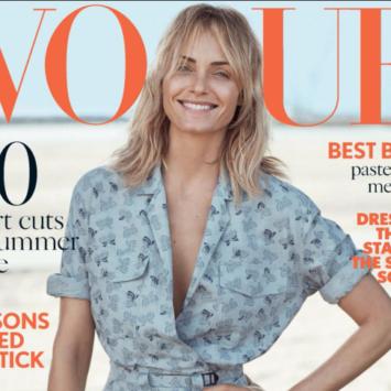 Brand NIKA TOM na stranicama britanskog Vogue-a!