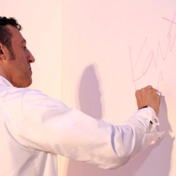 Otvorenje izložbe ERA x Karim Rashid