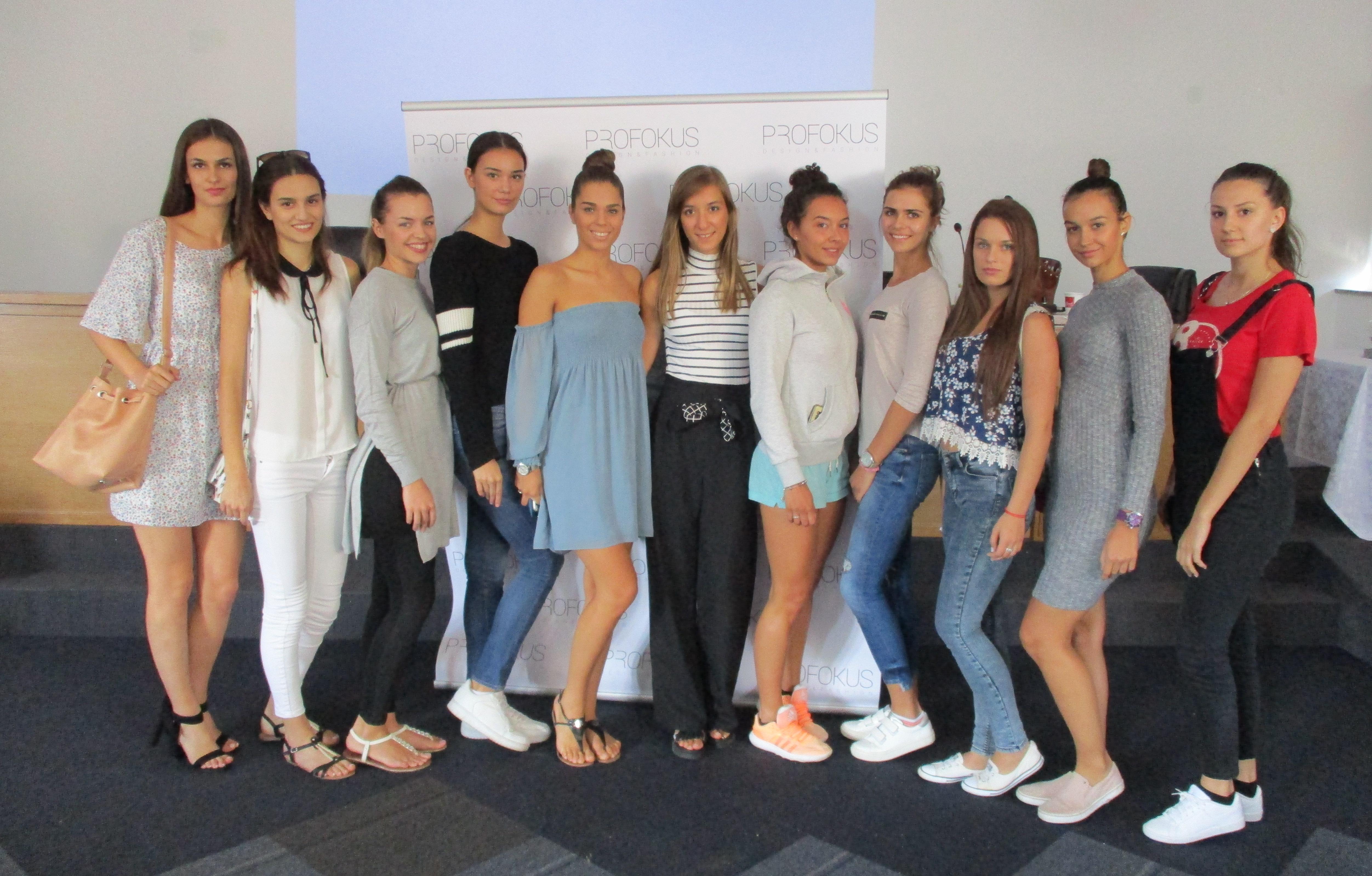 Edukacija s Kristinom Atletić, glavnim vizažistom izbora za Miss Hrvatske - Učilište Profokus