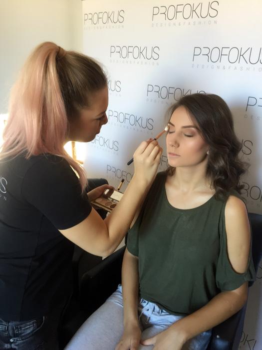 Pripreme izbor za Miss Hrvatske - Učilište Profokus