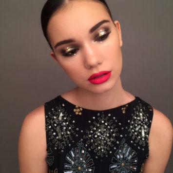 Profokus Make up Tutorial – prijedlog novogodišnjeg izgleda!