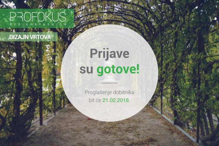 Dizajn vrtova - Učilište Profokus