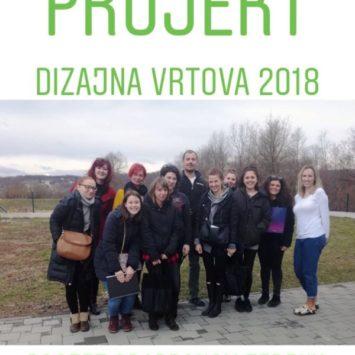 projekt za dizajn vrta 2018: POSJET ODABRANOM TERENU