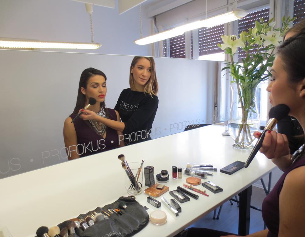 Vizažistica Kristina Atletić zaslužna je za Majin make up