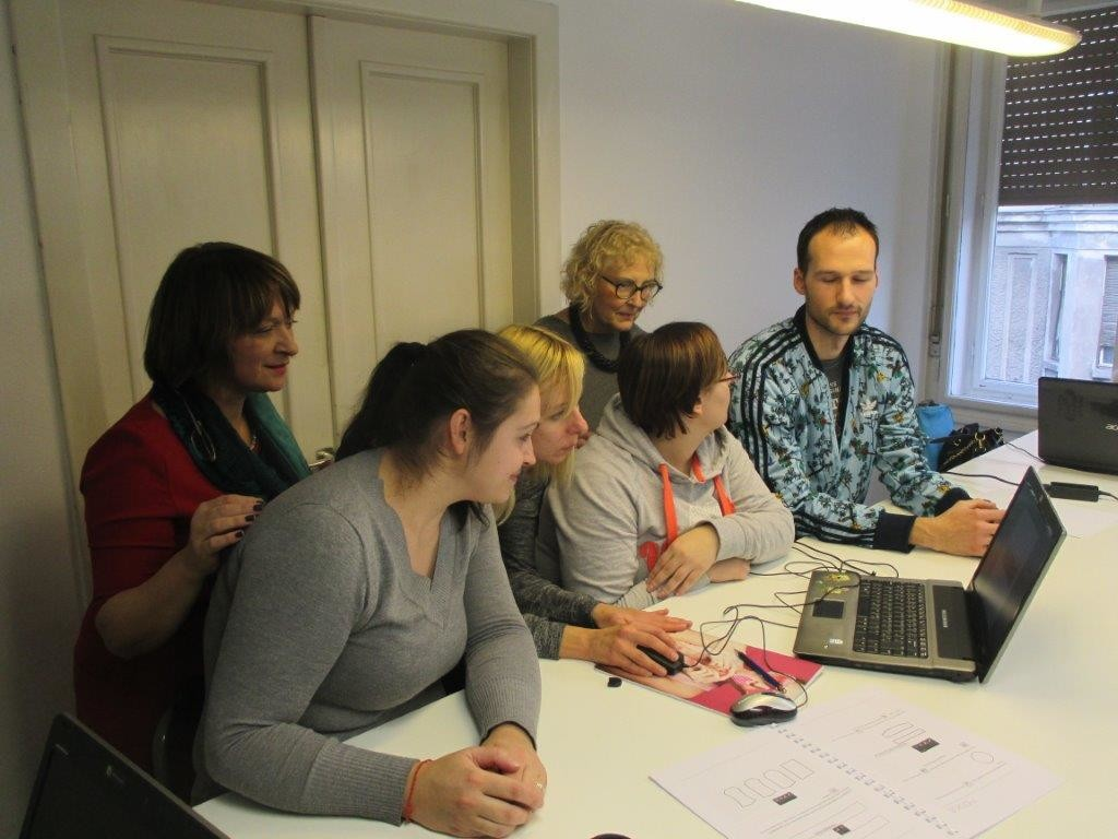 Eu projekt -Učilište Profokus u suradnji s Ladom d.o.o.
