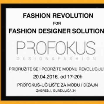 Profokus&Fashion Revolution