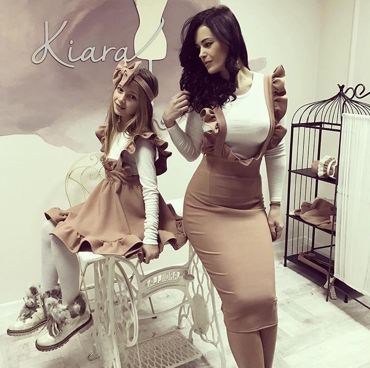 Mlada modna dizajnerica i poduzetnica osvaja svojim brendom KIARA BY NT