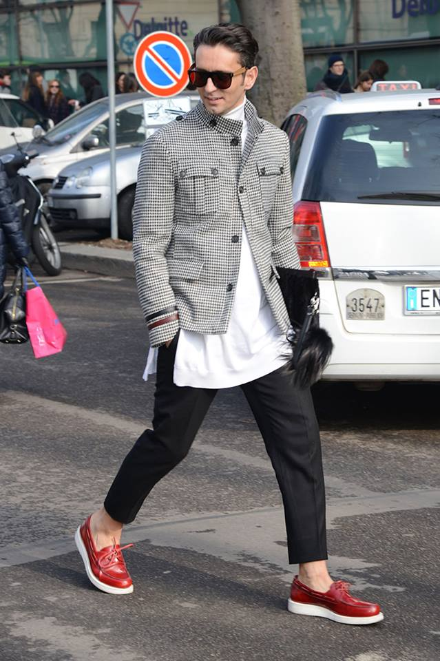 Muška moda - Učilište Profokus