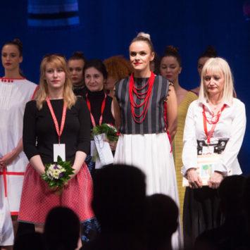 Modna revija pobjednica ETNO kreacije Hvatske