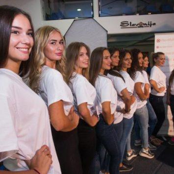 Vizažisti Profokusa na pripremama za izbor za Miss Hrvatske 2017.
