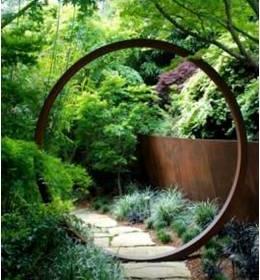 Projekt dizajna vrta