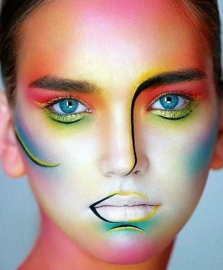 Make Up Natjecanje - Učilište Profokus