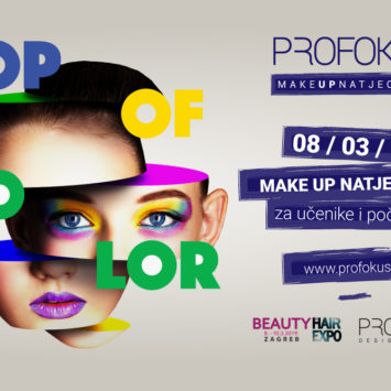 Make Up Natjecanje – Pop Of Color!