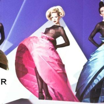 modne vježbe: Thierry Mugler
