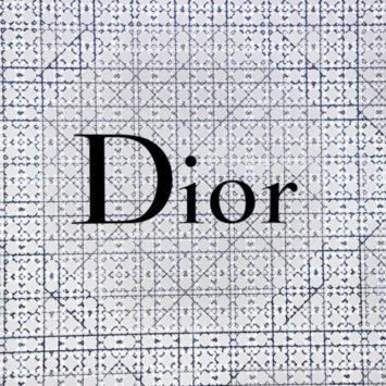 modne vježbe: Christian Dior